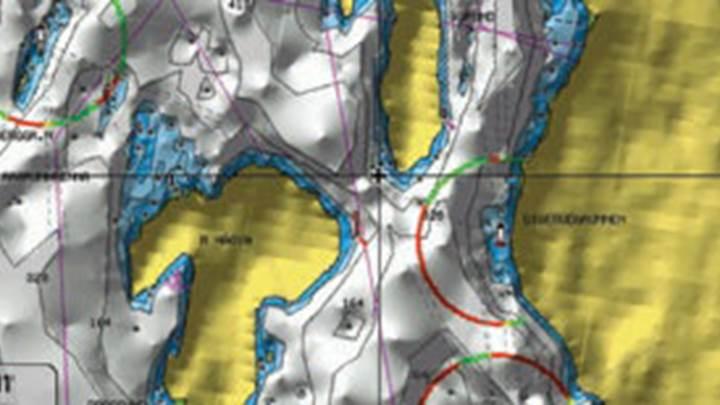 Mapping | Simrad Marine Electronics