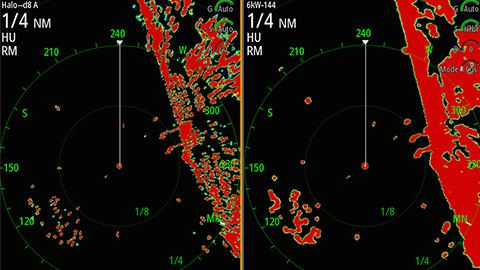HALO Radar | Simrad USA
