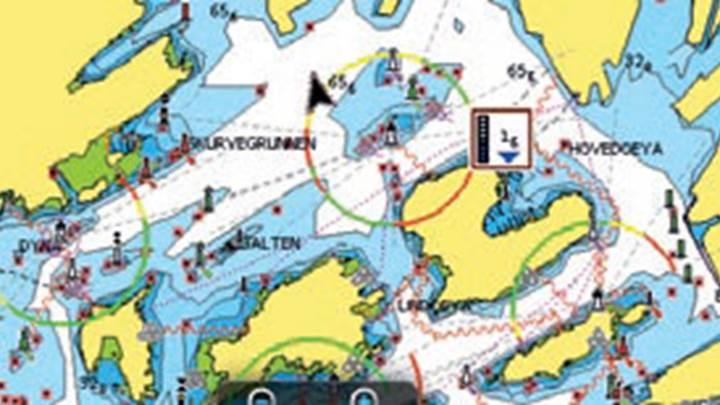 Kartografie | Simrad Deutschland on