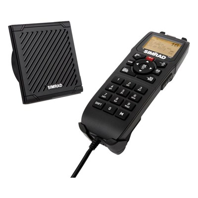HS90 Handset and Speaker