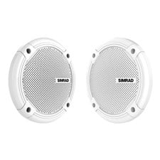 "Simrad 6.5"" Marine Speakers"