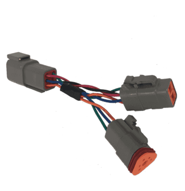 YANMAR J1939-Adapter Kabelbaum on