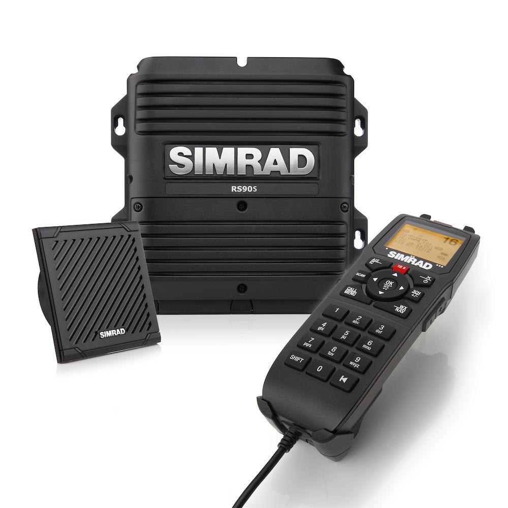 RS90S VHF Radio with AIS | Simrad Marine Electronics