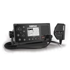 RS40-B VHF Radio and GPS-500