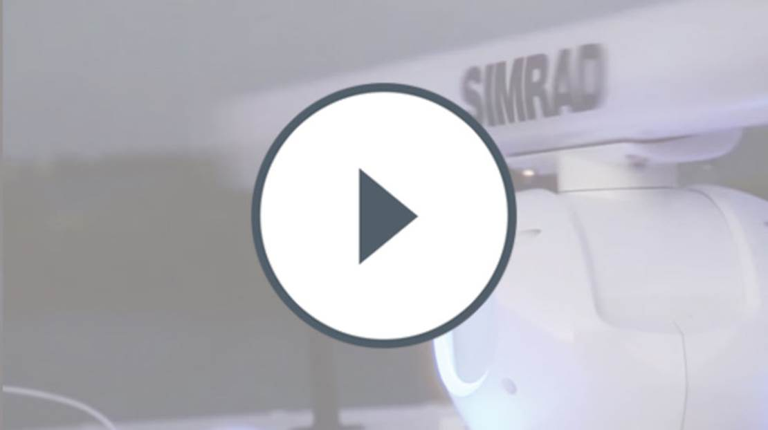 Simrad Introducing HALO Radar