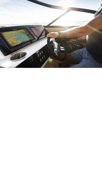 Simrad partners with SeaRay GB | Simrad Marine Electronics
