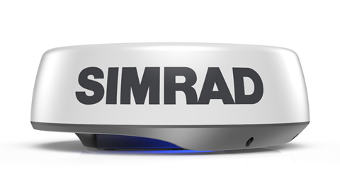 Radar   Simrad Marine Electronics
