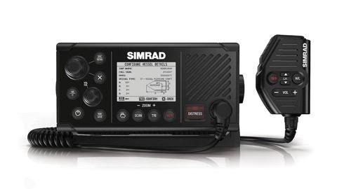 Simrad Marine VHF Radio and AIS
